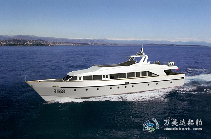 3A3168c(云 裳Ⅱ)110客高速客船