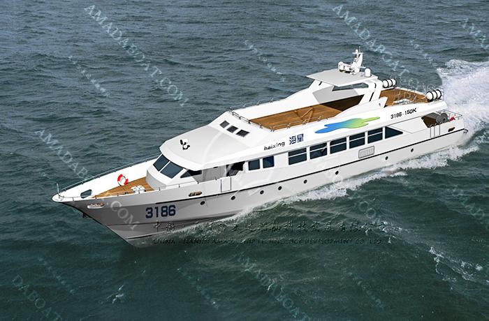 3A3186e (海 星) 沿海高速客船