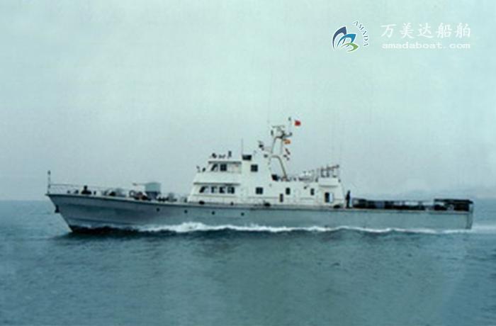 3A3358(飞龙)单 体高速巡逻艇
