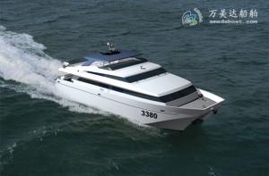 3A3380(丹 霞)双体高速客船