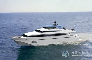 3A3380b(永兴岛)双体高速客船