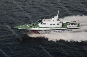 3A3465(重 剑)近海高速巡逻艇