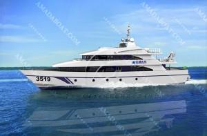 3A3519(海 娇)近海高速客船