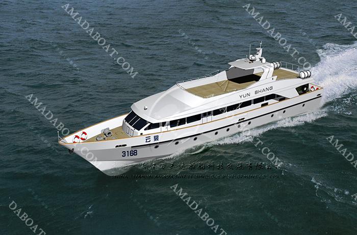 3A3522b(新 月)沿海高速客船