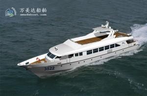 3A3522b(新月II)沿海高速客船