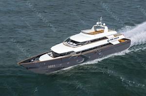 3A3850(青 岛)铝合金工作船