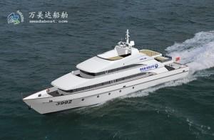 3A3992b(天 琴II)沿海高速工作船