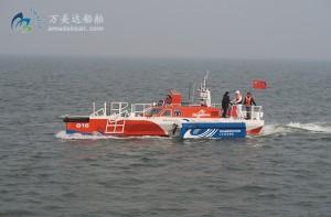 3A1335(智 探I)智能无人探管艇