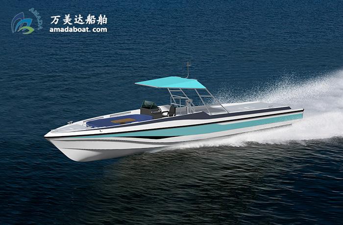 3A1341(海 豚)游乐拖伞艇