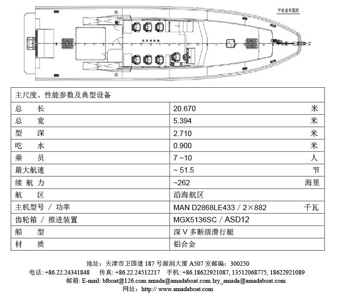 3A1918(海鹞)沿海高速巡逻艇2