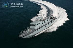 3A2588(狼 牙)近海高速巡逻艇
