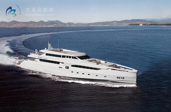3A4618(未 央)近海高速客船
