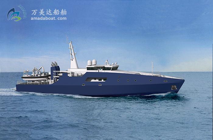 3A5019(小须鲸)海岸巡逻艇