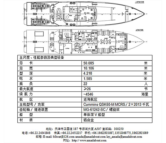 3A5019(小须鲸)海岸巡逻艇1