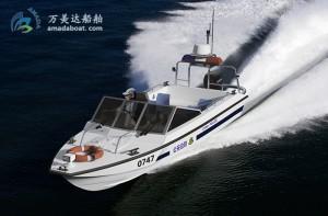 3A751(驯 狼Ⅲ)边防巡逻艇