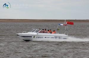 3A751b(驯 狼Ⅱ)边防巡逻艇
