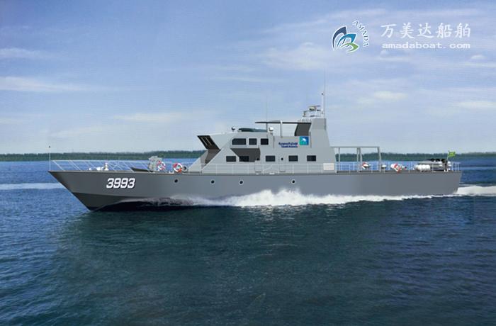 3A4020(凯 旋)保障巡逻艇
