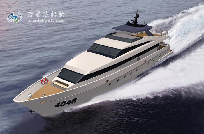 3A4046c(织 女 II)近海高速客船