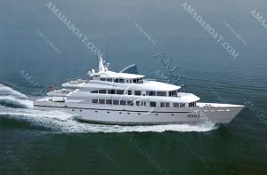 3A4983b(木 棉)沿海观光船