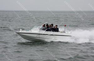 3A550(海 猫)海监舰载摩托艇