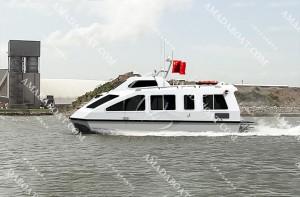 3A605(蝙 蝠)五体消波交通艇