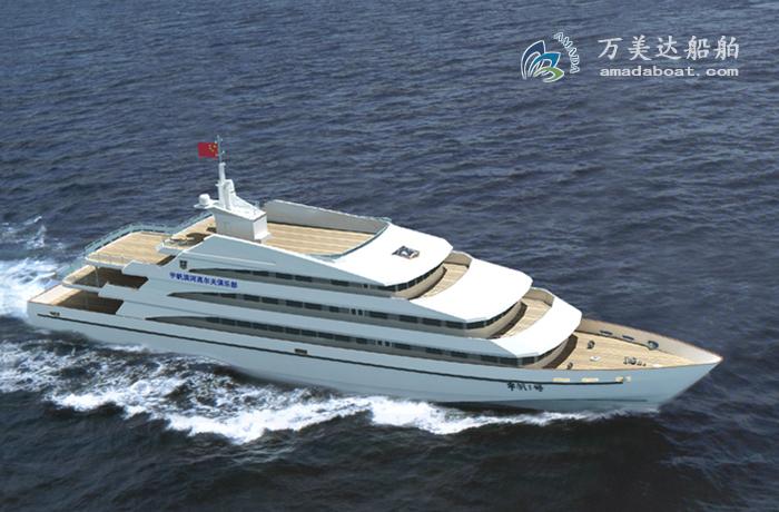 3A6155(宇 帆)大型多功能会所船