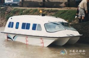 3A616(长 缨)三体消波交通艇