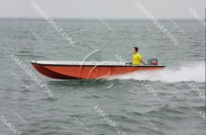 3A650(水 黾 I)单体冲锋艇