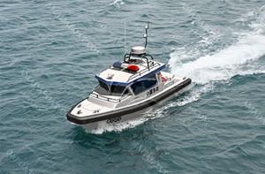 3A666(海 雀)高速舰载工作艇