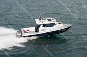 3A759b(鸬 鹚 II)小型钓鱼艇