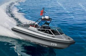 3A770(龙 骧)铝合金冲锋艇