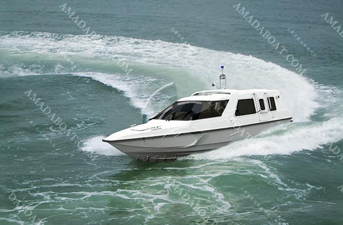 3A774c(小飞鱼)小型观光艇