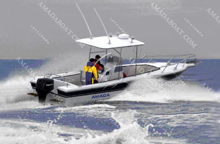 3A775(金枪鱼)单体游钓艇