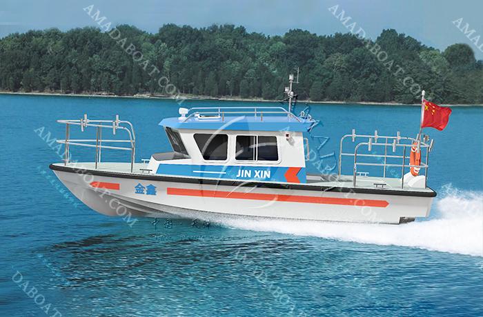 3A786(金 鑫Ⅱ)小型钓鱼艇