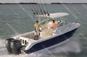 3A820(鹈 鹕)单体游钓艇