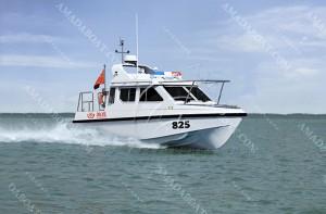 3A825(中华鲟)渔政执法艇