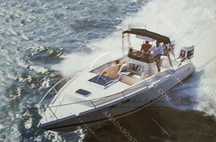 3A873(燕 鸥)单体游钓艇