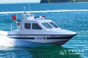 3A874b(红 隼II)边防执法公务艇
