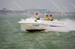 3A874d(灰 隼)高速突击艇