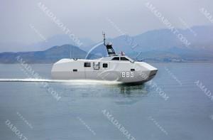 3A883(长耳蝠)近岸无人测量艇