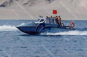 3A928b(剑 鱼II)双体高速巡逻艇