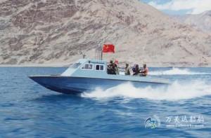 3A930b(金 盾)双体高速防弹巡逻艇