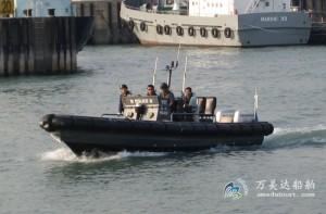 3A930c(旗 鱼Ⅲ)沿海超高速拦截艇