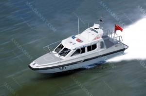 3A945(白鳍豚)渔政执法艇