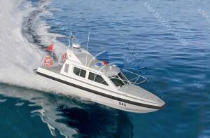 3A945b(海 豚II)高速舰载艇