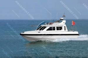 3A953(海 鹞)铝合金常规缉私艇